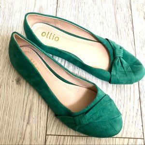 Ollio Shoes - Ollie flats nwot